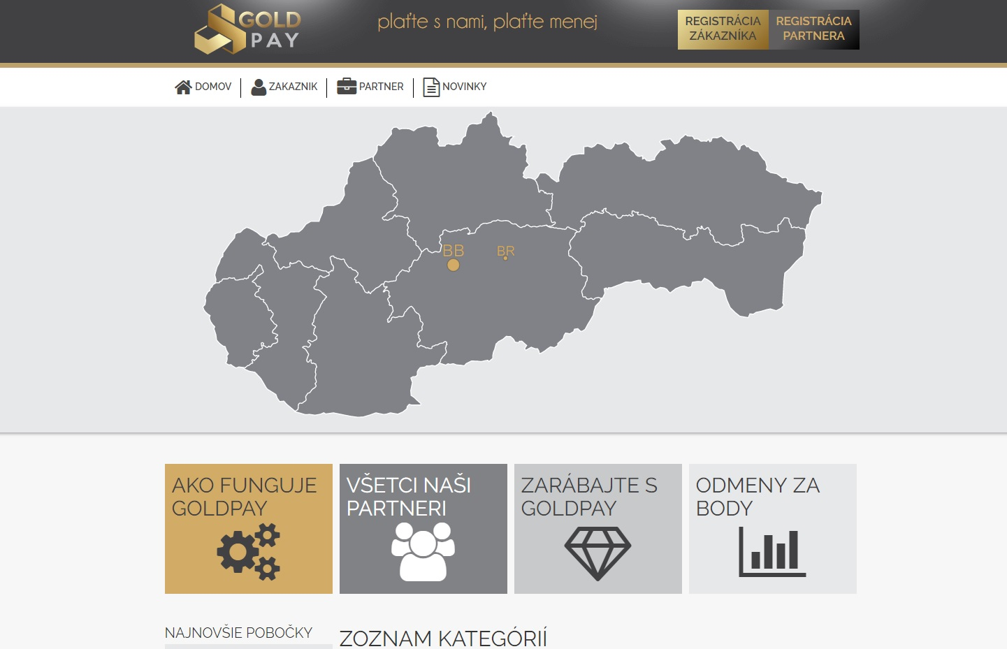 www.goldpay.sk